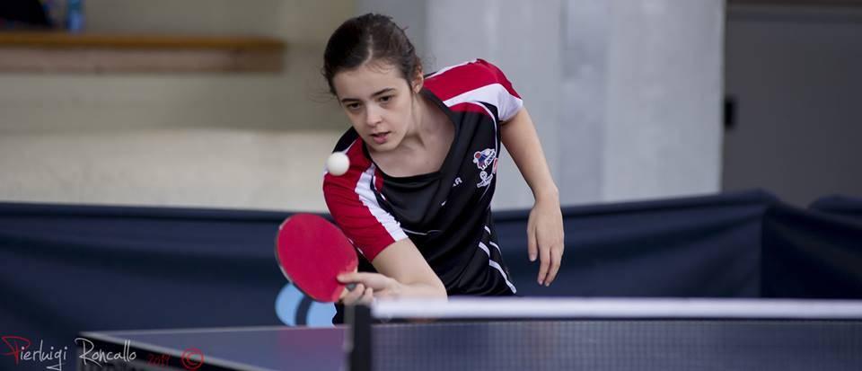 Tennistavolo: la Serie A2 femminile a Toirano