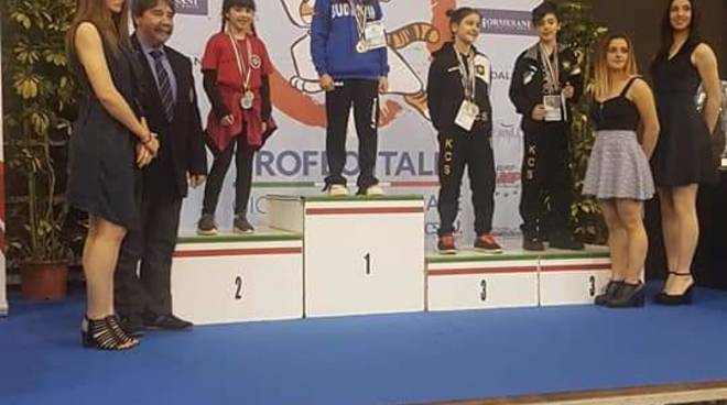 trofeo Italia giovanissimi