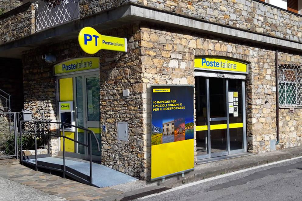 ufficio postale,