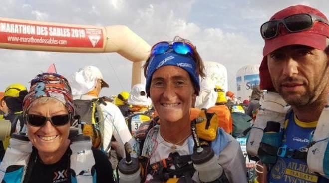 Una genovese alla marathon des sables