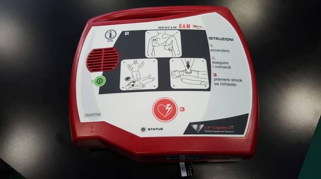 Defibrillatori Regione