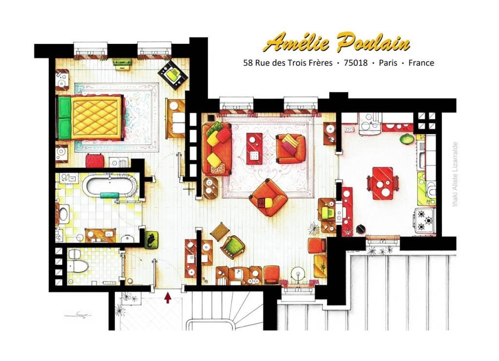 Appartamento Amelie