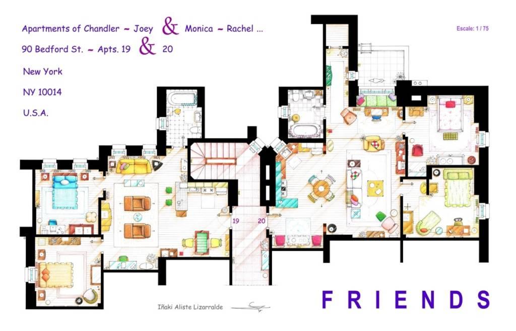 Appartamento Friends