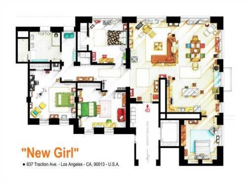 Appartamento New Girl