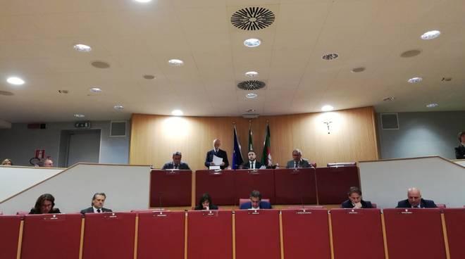 Consiglio Regionale Liberazione 2019