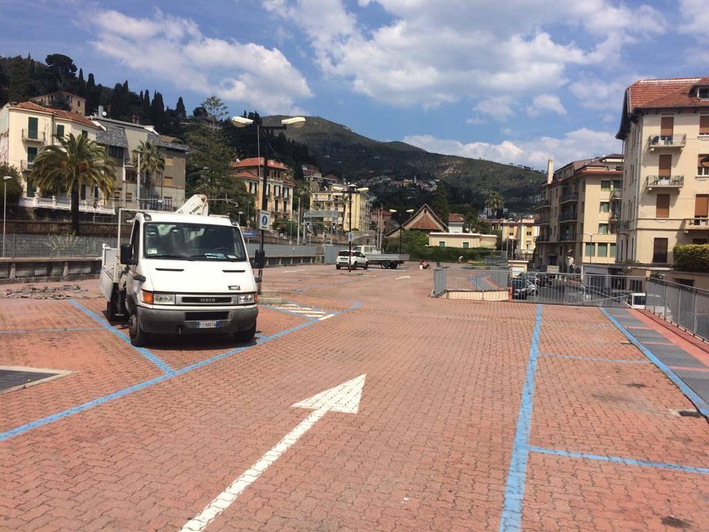 Parcheggio Stazione Alassio
