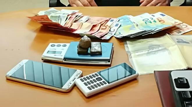 Polizia Municipale Albenga Arresto Spaccio