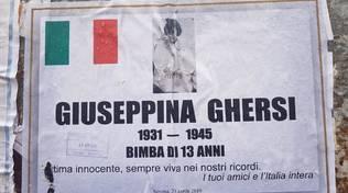 Manifesto Giuseppina Ghersi