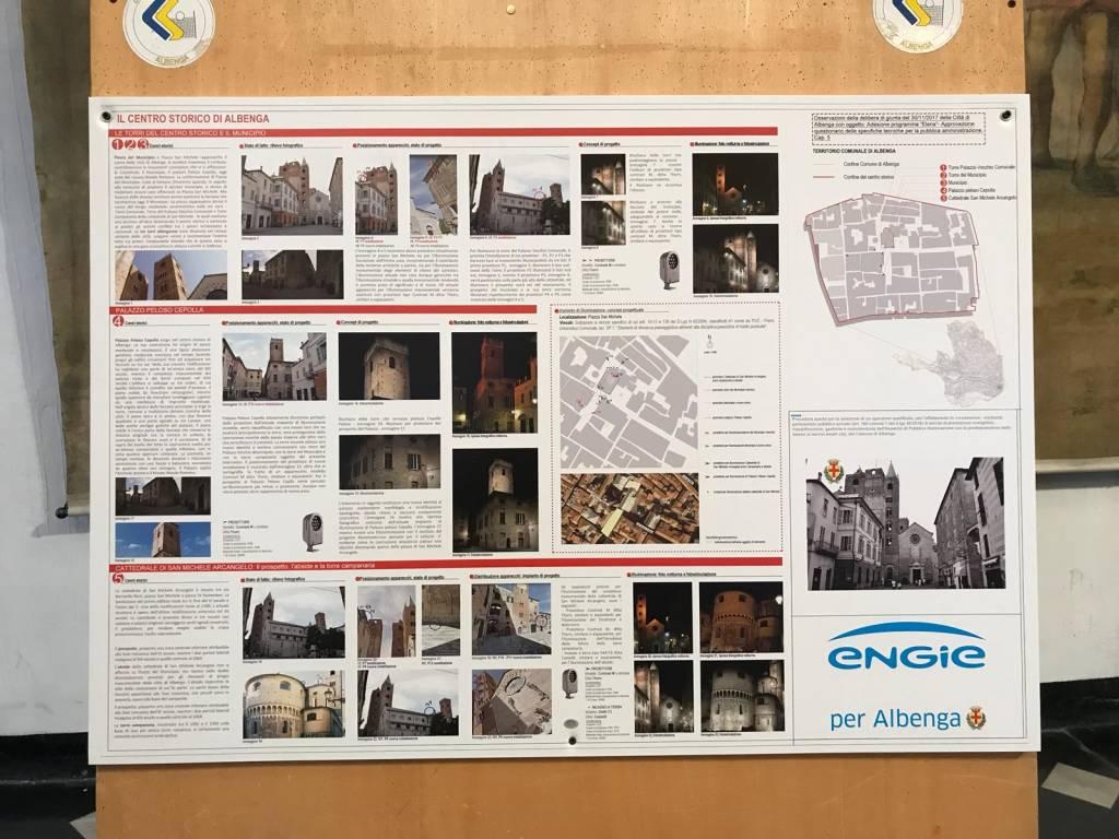 Albenga, arriva la firma: la multinazionale Engie gestirà l'illuminazione pubblica della città