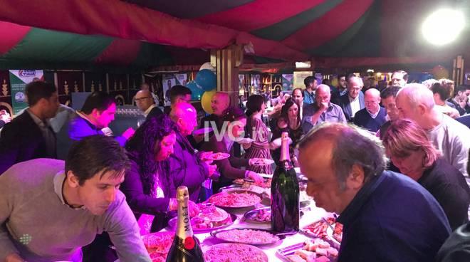 Albenga, il centrodestra di Gero Calleri ha chiuso la campagna elettorale