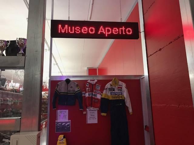 """Albenga, inaugurato il """"Vintage Museumdel Casco"""""""