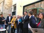 Albenga, la presentazione dei candidati della lista Lega a sostegno di Gero Calleri