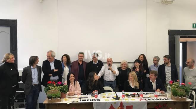 Albenga, presentazione candidati e programma M5S