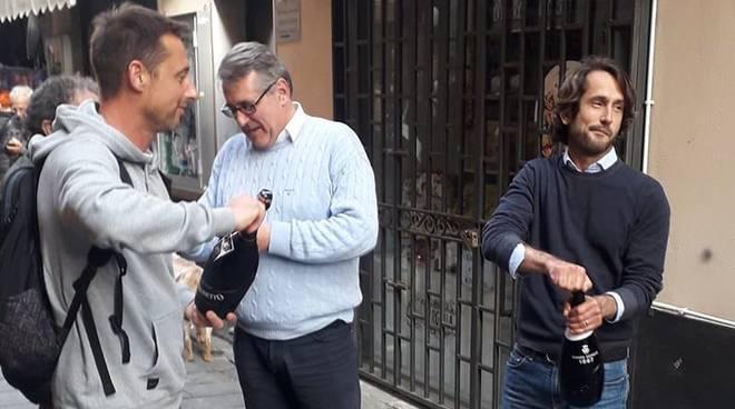 Alessandro Bozzano Filippo piacentini luigi pierfederici