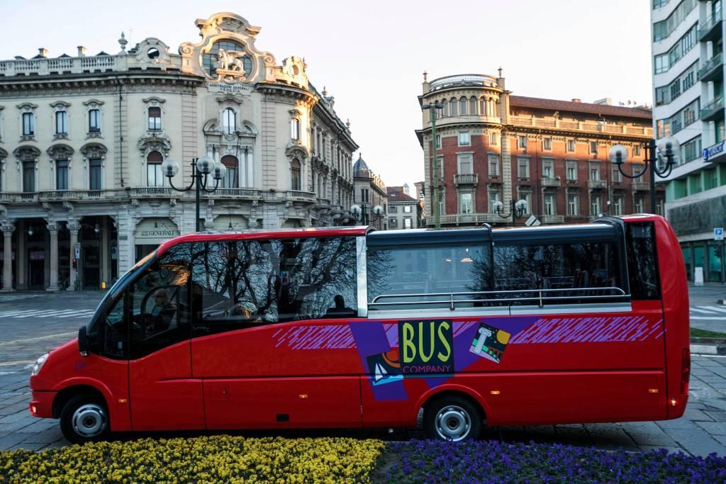 atp chiavari bus scoperto turisico