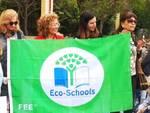 bandiera verde scuola pietra