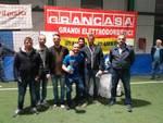 Calcio a 5, Campionato Amatori Val Bormida: la serata finale