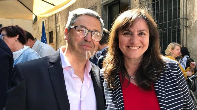Calleri e Sonia Viale Albenga