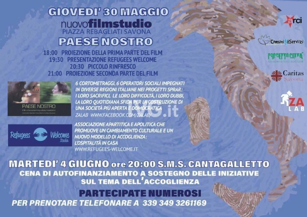 Domani al NuovoFilmstudio di Savona: il film \