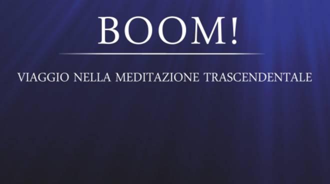 Boom! Viaggio nella Meditazione Trascendentale: la presentazione del libro fa tappa a Genova