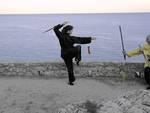 Pink Power - Aurora Bagnasco, un passato da agonista a livello mondiale, Maestro di Kung Fu della Polisportiva