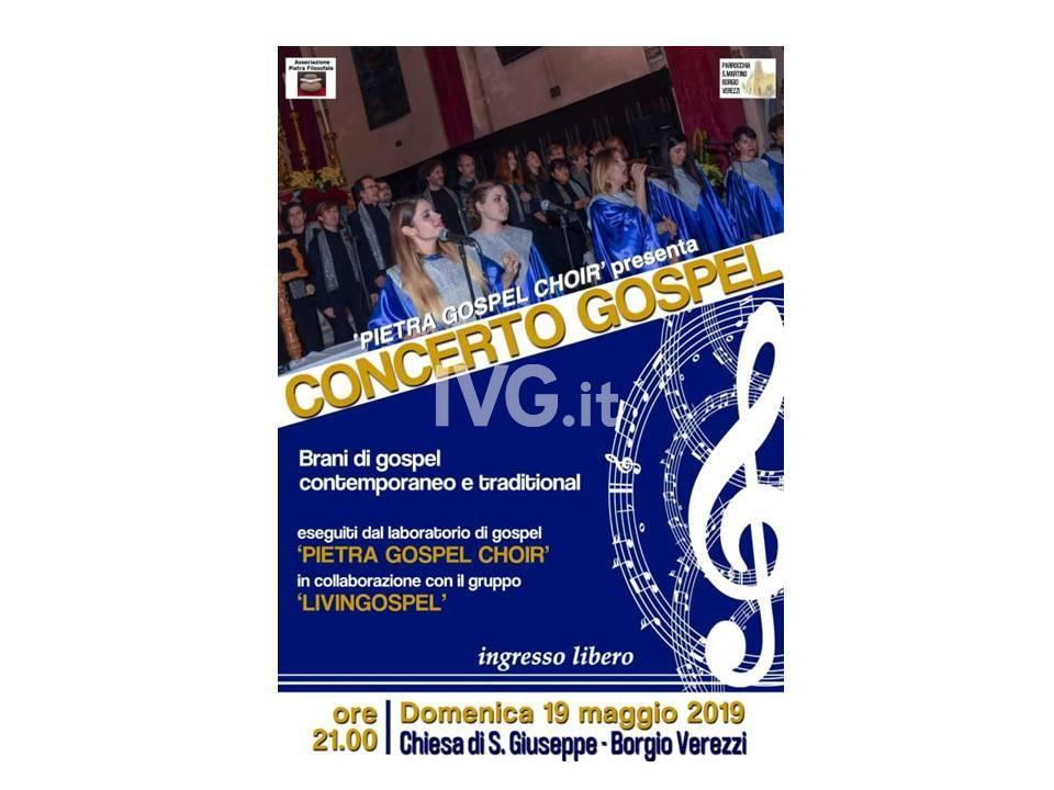 Concerto Gospel Pietra Gospel Choir