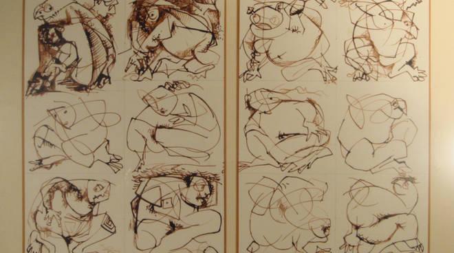 Cinquanta artisti liguri donano le loro opere a sostegno della lotta alla cecità