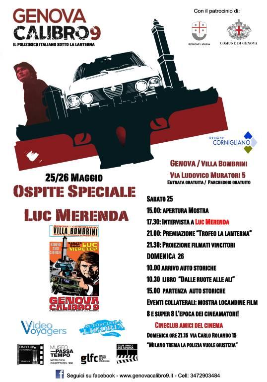 Genova calibro 9