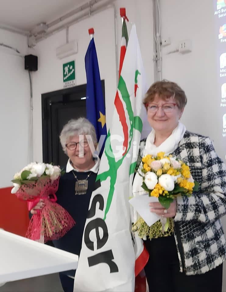 Anna Giacobbe è la nuova Presidente di Auser Savona