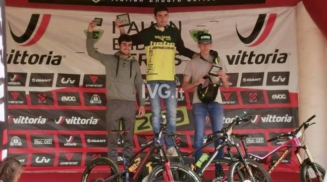 Giacomo Dodino Vince la Superenduro di Punta Ala dopo la gara annullata a Pietra Ligure!
