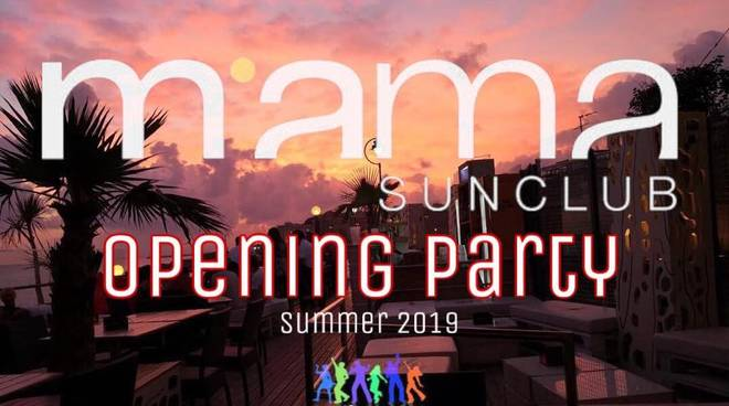 MaMa Opening Party by Friends Eventi