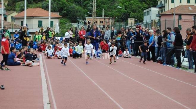 L'atletica leggera giovanile grande protagonista a Varazze.