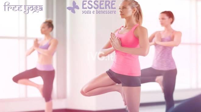 Alassio: un mese di yoga gratuito, Free Yoga