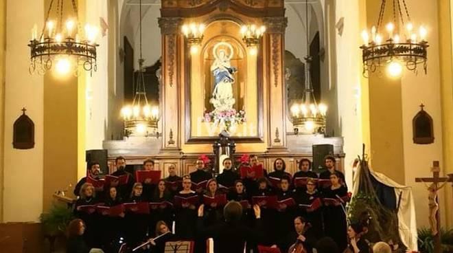 """Concerto di musica sacra \""""Et exultavit spiritus meus\"""""""