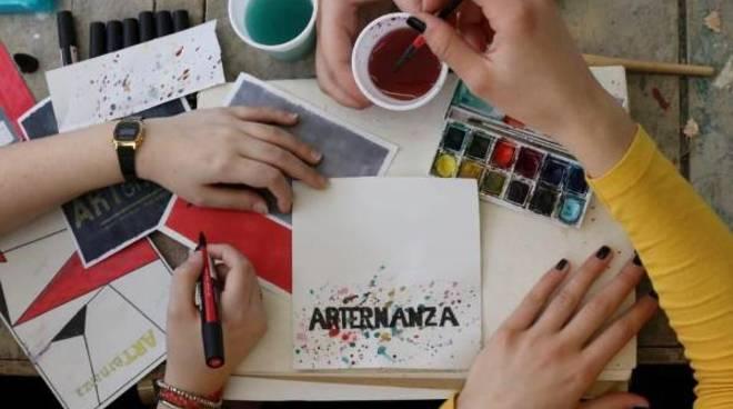 Arternanza - Giovani alle prime arti