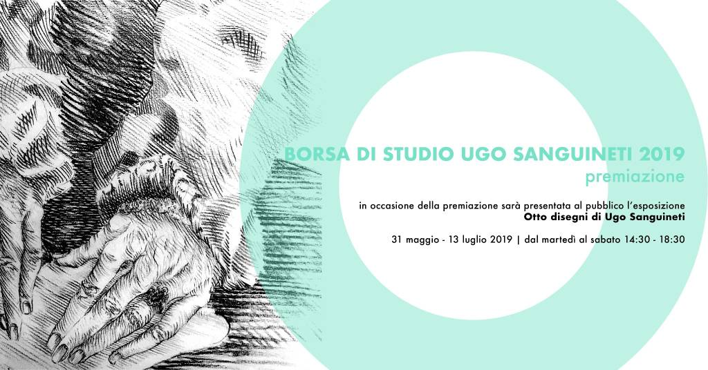 Premio Ugo Sanguineti 2019 Genova