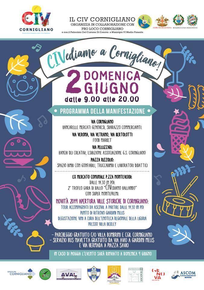 CIVediamo a Cornigliano Ligure