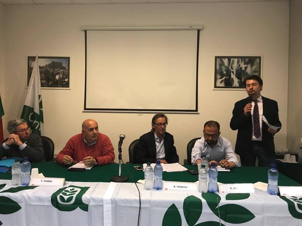 Confronto Albenga Confagricoltura 2019