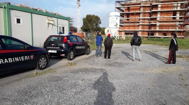 controlli T1 ceriale carabinieri