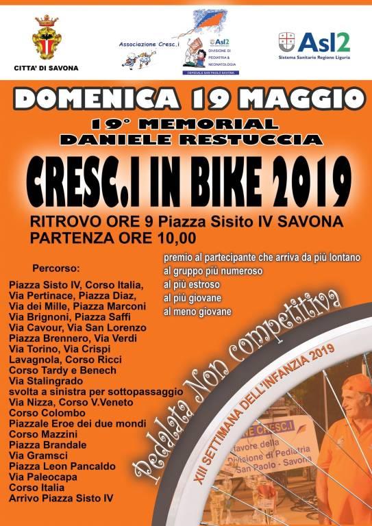 Cresci in Bike Savona 2019
