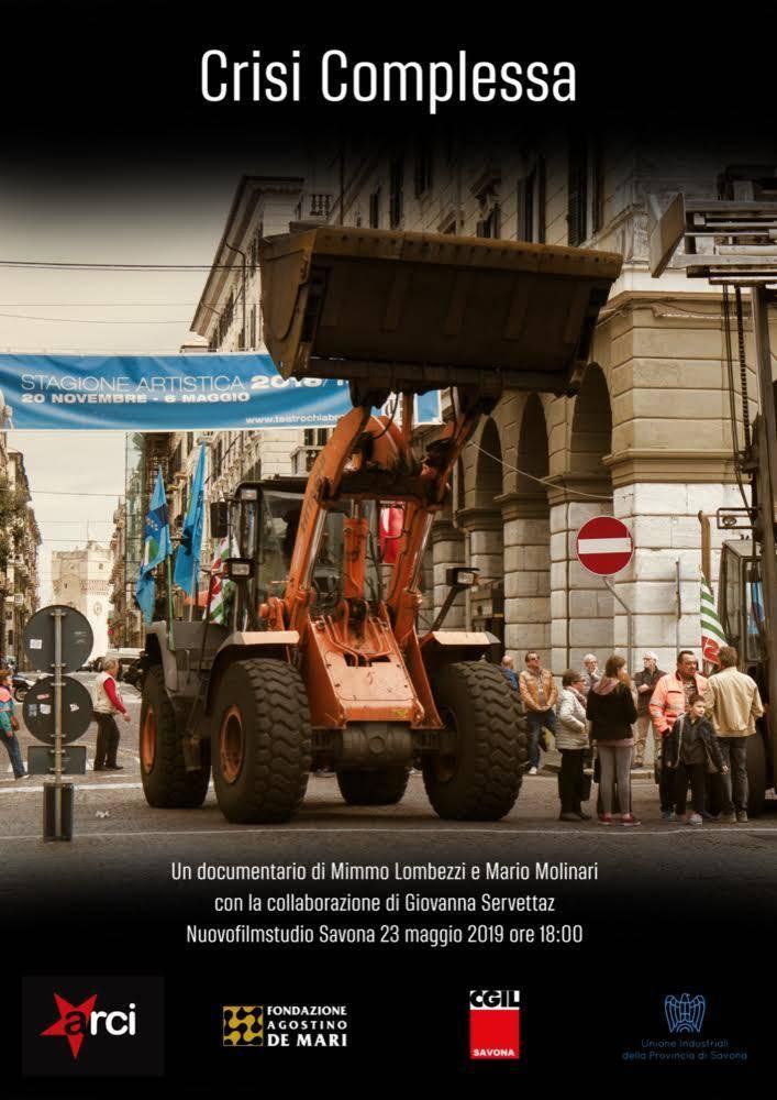 """""""Crisi Complessa"""" documentario"""