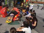Educazione stradale a Borghetto