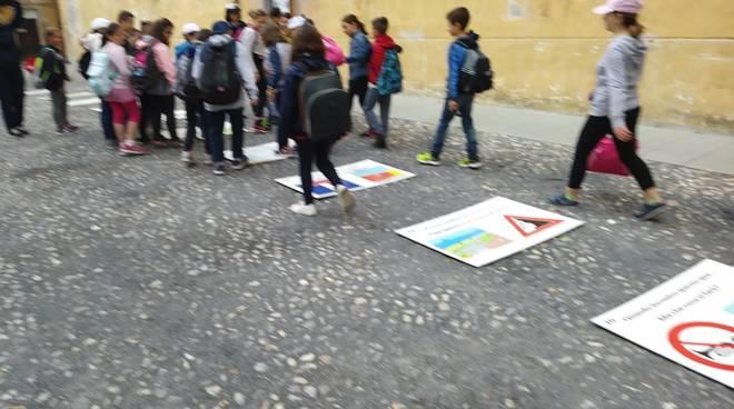 educazione stradale albenga