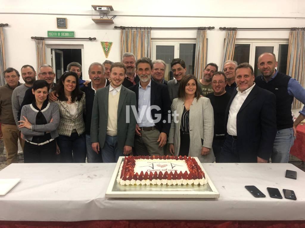 Famiglie della Valpolcevera ospiti degli albergatori di Pietra e Borgio