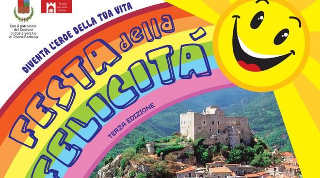 Festa della Felicità a Castelvecchio di Rocca Barbena