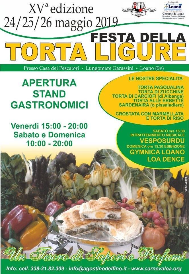 Festa della Torta Ligure Loano 2019