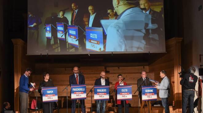 Finale, il confronto tra candidati sindaco di IVG.it