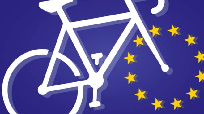Giovedì 9 Maggio Pedali Senza Frontiere In Bici Per Uneuropa