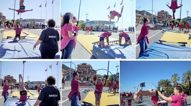 Giochi Sportivi di Primavera a Varazze