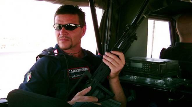 Giorgio Cucca carabinieri